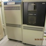 TU72 Tape Drive and UNIBUS Expander Cabinet