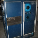 MV/8000 Perpiherals Cabinet with an Argus disk and a 6026 Tape Drive